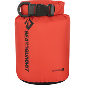 Sea to Summit Lightweight 70D Dry Sack red